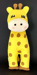 Girafa Bichinhos Baby em Feltro - 01 unidade - Pé de Pano - Rizzo Embalagens