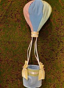 Balão Pecadinho do Céu em Feltro G - 01 unidade - Pé de Pano - Rizzo Embalagens