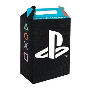 Caixa Surpresa Festa Playstation - 8 unidades - Festcolor - Rizzo Festas