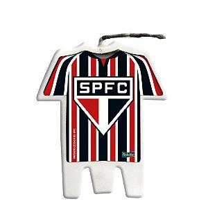 Vela Camisa Festa São Paulo - 1 unidade - Festcolor - Rizzo Embalagens e Festas