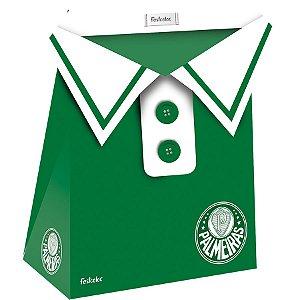 Caixa Surpresa Camisa Festa Palmeiras - 8 unidades - Festcolor - Rizzo Embalagens