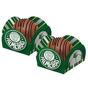 Porta Forminha para Doces Festa Palmeiras - 40 unidades - Festcolor - Rizzo Festas