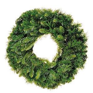 Guirlanda Verde 400 Hastes 100cm - 01 unidade - Cromus Natal - Rizzo Embalagens