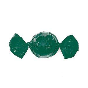 Papel Trufa 14,5x15,5cm - Verde - 100 unidades - Cromus - Rizzo Embalagens