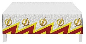 Toalha De Mesa Festa Flash - 01 unidade - Festcolor - Rizzo Festas