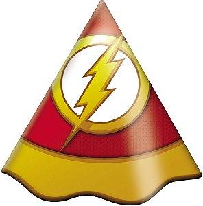 Chapéu Festa Flash - 08 Unidades - Festcolor - Rizzo Embalagens