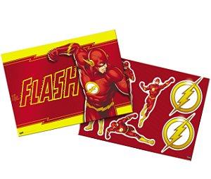 Kit Decorativo Festa Festa Flash - Festcolor - Rizzo Festas