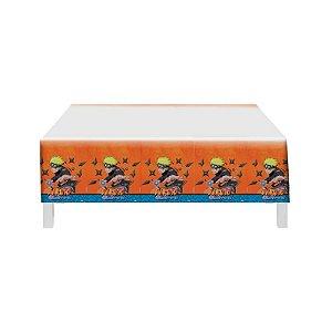 Toalha De Mesa Festa Naruto - 01 unidade - Festcolor - Rizzo Festas