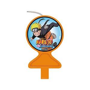 Vela Festa Naruto - 01 unidade - Festcolor - Rizzo Festas
