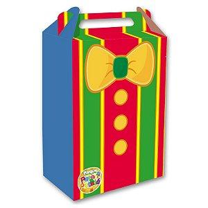 Caixa Surpresa Festa Parque Patati Patatá- 8 unidades - Festcolor - Rizzo Embalagens
