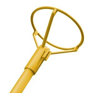 Kit Suporte para Balão 50cm - Amarelo - 5 Unidades - Rizzo Balões
