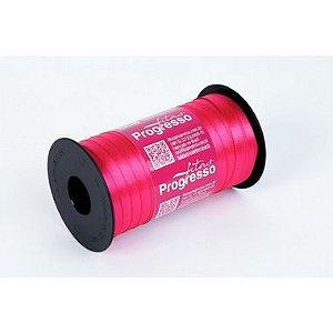 Fita de Cetim Progresso 7mm nº1 - 100m Cor 303 Pink - 01 unidade