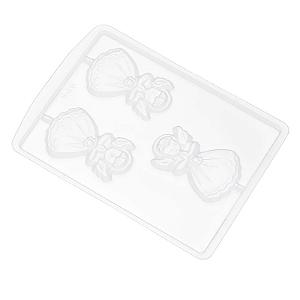Forma de Acetato Anjo Vestido II Pirulito Ref. 648 - Crystal - Rizzo Embalagens
