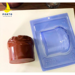 Forma Especial Chocotone G - Ref 90 - Porto Formas - Rizzo Embalagens