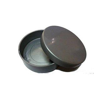 Latinha Lembrancinha Mint to be - 5cm x 1cm - Prata - 20 unidades - Rizzo Embalagens