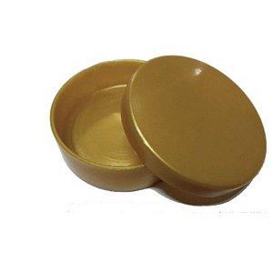 Latinha Lembrancinha Mint to be - 5cm x 1cm - Dourado - 20 unidades - Rizzo Embalagens