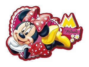 Decoração de Bolo Grande Festa Minnie - Regina - Rizzo Festas