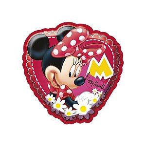 Decoração de Bolo Pequeno Festa Minnie - Regina - Rizzo Festas