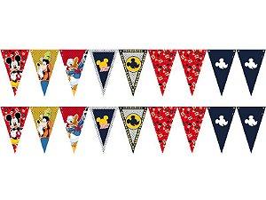 Faixa Decorativa Festa Mickey - 01 unidade - Regina - Rizzo Festas