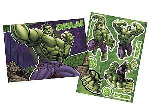 Kit Decorativo Festa Hulk  - Regina - Rizzo Festas