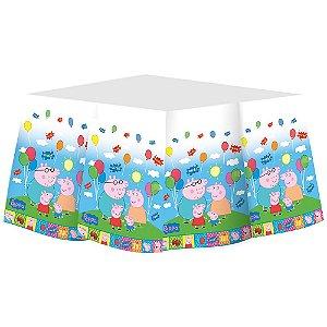 Toalha De Mesa Festa Peppa Pig - Regina - Rizzo Festas