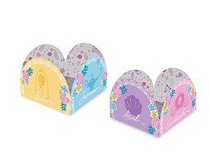 Porta Forminha Festa Disney Princesas - 50 Unidades - Regina - Rizzo Festas