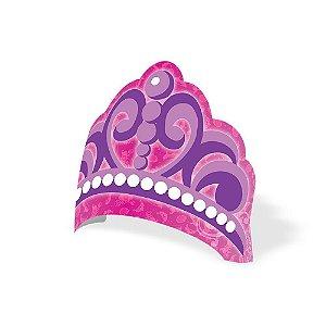 Coroa Festa Princesinha Sofia - 8 unidades - Regina - Rizzo Festas