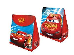 Caixa Surpresa Festa Carros - 8 Unidades - Regina - Rizzo Festas
