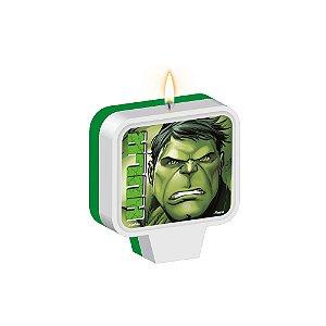 Vela Festa Vingadores Hulk - Regina - Rizzo Festas