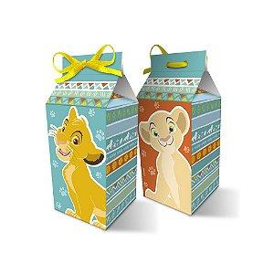 Caixa Surpresa Festa Rei Leão - 8 Unidades - Regina - Rizzo Festas
