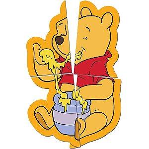 Painel Decorativo Festa Especial Festa Pooh e sua Turma - Festcolor - Rizzo Festas