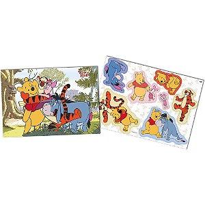 Kit Decorativo Festa Festa Pooh e sua Turma - Festcolor - Rizzo Festas