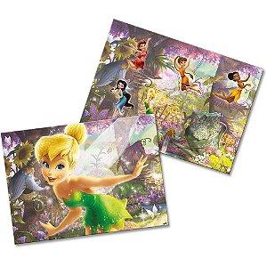 Kit Decorativo Festa Festa Fadas Disney - Festcolor - Rizzo Festas