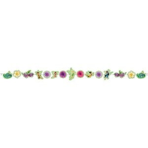 Faixa Decorativa Festa Fadas Disney - Festcolor - Rizzo Festas