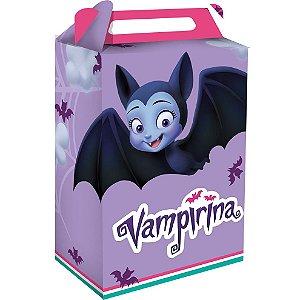 Caixa Surpresa Festa Vampirina - 8 unidades - Festcolor - Rizzo Festas