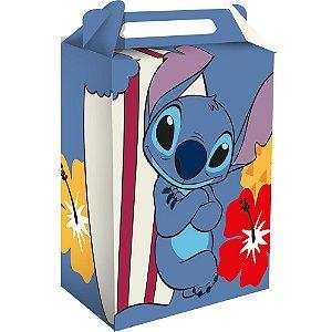 Caixa Surpresa Festa Stitch - 8 unidades - Festcolor - Rizzo Festas
