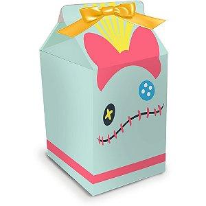 Caixa Leiteira Festa Stitch - 8 unidades - Festcolor - Rizzo Festas