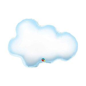 """Balão de Festa Microfoil 30"""" 76cm - Nuvem de Festa - 01 Unidade - Qualatex - Rizzo Embalagens"""
