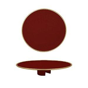 Tampo Boleira - Terracota Filete - Só Boleiras - Rizzo Balões