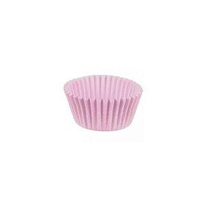 Forminha de Papel Rosa N°5 - 100 unidades - Junco - Rizzo Embalagens