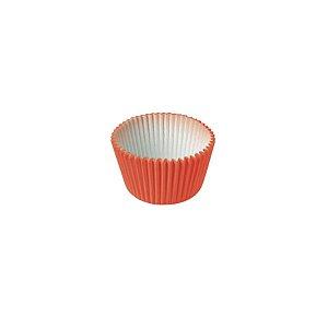 Forminha de Papel Vermelho N°5 - 100 unidades - Junco - Rizzo Embalagens