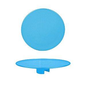 Tampo Boleira - Azul Céu - Só Boleiras - Rizzo Embalagens