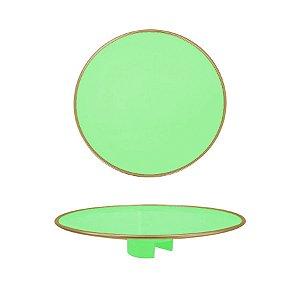 Tampo Boleira - Verde Agua Filete - Só Boleiras - Rizzo Embalagens
