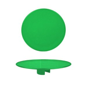 Tampo Boleira - Verde Limao - Só Boleiras - Rizzo Embalagens