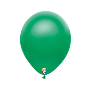 Balão de Festa Látex - Verde Cintilante - Sensacional - Rizzo Embalagens