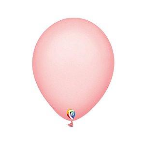 Balão de Festa Látex - Laranja Neon - Sensacional - Rizzo Embalagens