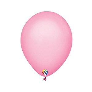 Balão de Festa Látex - Magenta Neon - Sensacional - Rizzo Embalagens