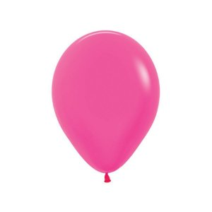 Balão de Festa Látex Neon - Rosa - Sempertex Cromus - Rizzo Balões