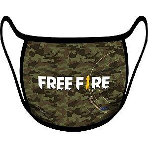 Máscara de Proteção Festa Free Fire - 01 Unidade - Festcolor - Rizzo Festas