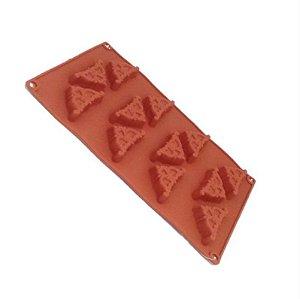 Forma de Silicone Pequena Moldura - 01 unidade - ArtLille - Rizzo Embalagens